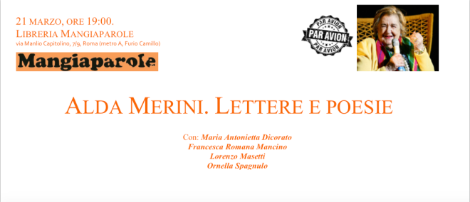 Alda Merini lettere e poesie